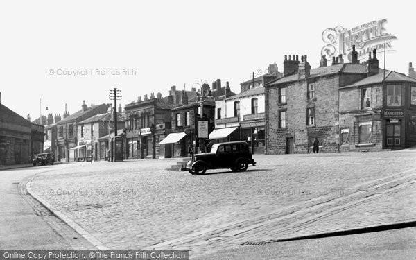 Birstall, Market Place c.1950