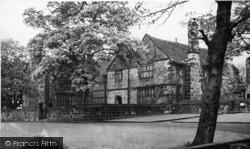 Birstall, Oakwell Hall c.1950