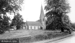 Birstwith, St James Church c.1960