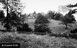 Birstwith, Swarcliffe Hall c.1960