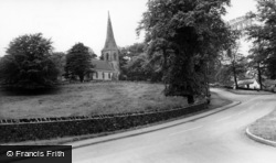 Birstwith, The Church c.1960
