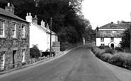 Biscovey, Britannia Inn c1955