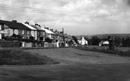 Biscovey, Edgecumbe Terrace c1955