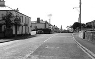 Biscovey, St Austell Road c1955