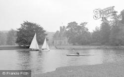 Bisham, Abbey 1953