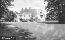 Bisham, Abbey 1956