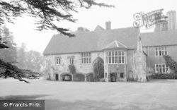 Bisham, Abbey 1967