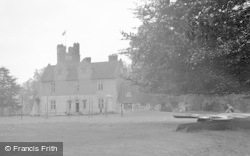 Bisham, Abbey, National Recreation Centre 1953
