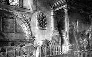 Bisham, All Saints' Church, the Hoby Chapel 1890