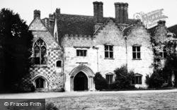 Bisham, Bisham Abbey c.1950