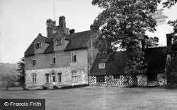 Bisham Abbey c.1950, Bisham