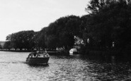 Bisham, Boats On The River 1956