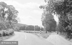 Bisham, Memorial Corner 1956