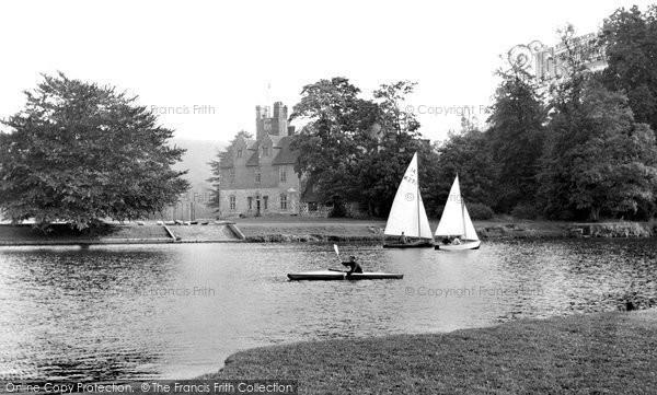 Bisham, National Recreational Centre c1955