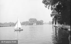 Bisham, River Thames 1967