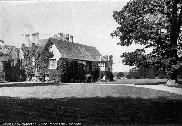 Bisham, The Abbey 1890
