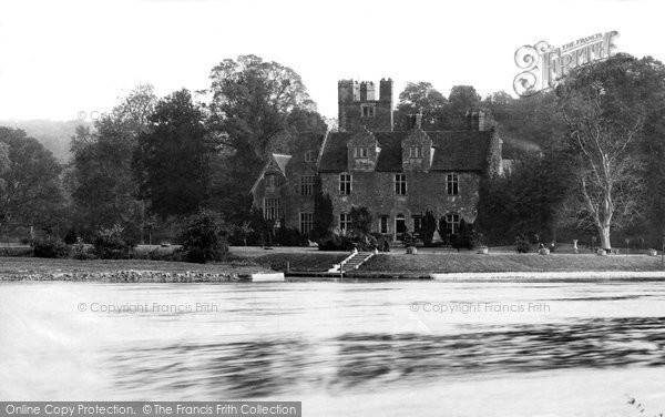 Bisham, the Abbey 1893