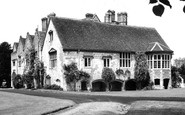 Bisham, The Abbey 1956