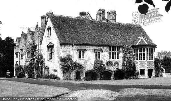 Bisham, the Abbey c1960