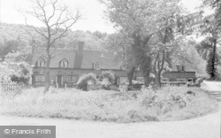 Bisham, The Green 1956