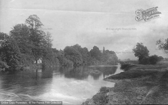 Bisham, The River Thames 1890