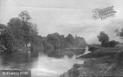 Bisham, The River Thames 1890