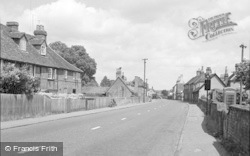 Bisham, The Village 1956
