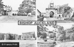 Bishop Auckland, Composite c.1955