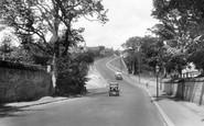 Bishop Auckland, Durham Road 1929