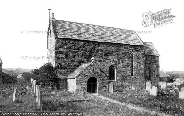 Bishop Auckland, Escomb, The Saxon Church Of St John The Evangelist 1898