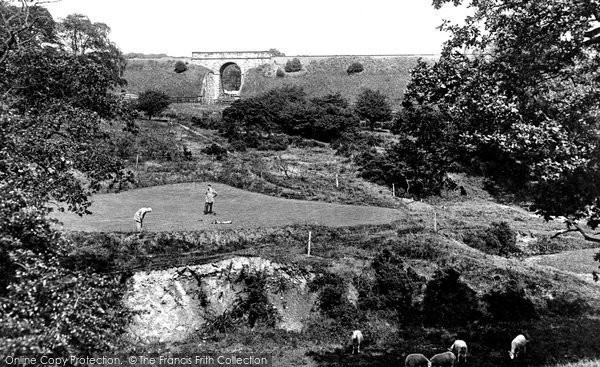 Photo of Bishop Auckland, Golf Links 1914