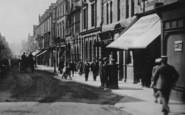 Bishop Auckland, Newgate Street 1914