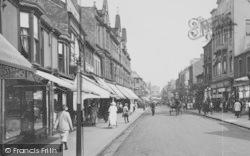 Bishop Auckland, Newgate Street 1923