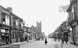 Bishop Auckland, Newgate Street 1951