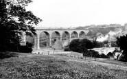 Bishop Auckland, Newton Viaduct 1898