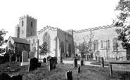 Bishop Auckland, St Andrew's Church 1892