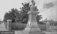 Bishop Auckland, War Memorial 1923