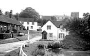 Bishop Burton, The Village Corner c.1960