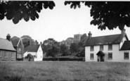 Bishop Burton, The Village Green c.1955