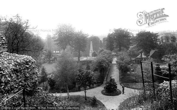 Bishop's Stortford, Castle Gardens 1922