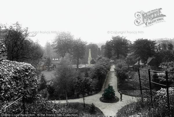 Bishop's Stortford, Castle Gardens 1922