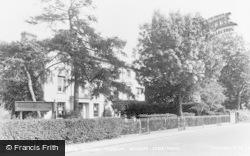 Bishop's Stortford, Cecil Rhodes Museum c.1939