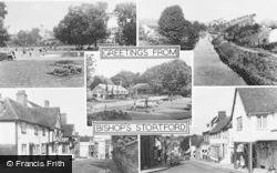 Bishop's Stortford, Composite c.1960