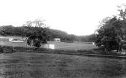 Bishop's Stortford, Cricket Field 1903