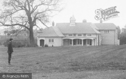 Bishop's Stortford, Golf Club House 1909