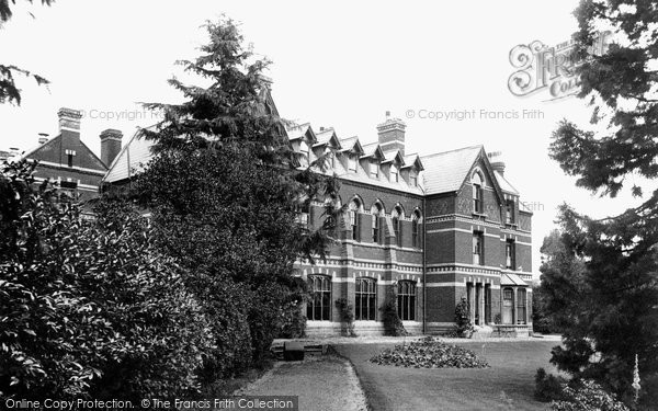 Bishop's Stortford, High School 1903