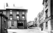Bishop's Stortford, High Street 1903