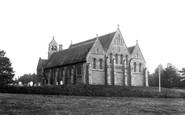 Bishop's Stortford, Hockerill Church 1899