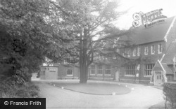 Bishop's Stortford, Hockerill Training College c.1960