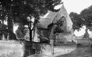 Bishop's Stortford, Holy Trinity Church 1899